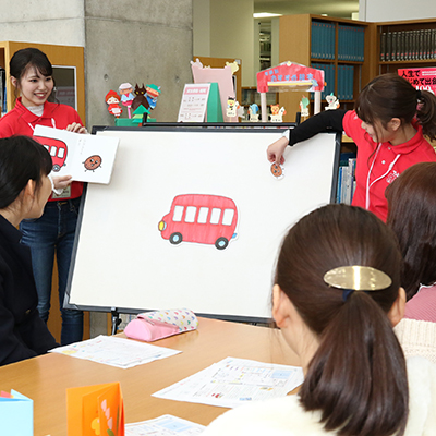 HOW TO 絵本読み聞かせ