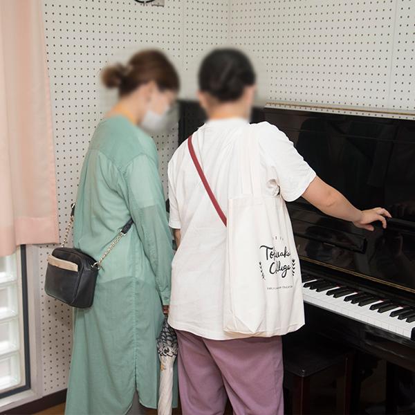 キャンパスツアー〜TOKIWAツアーズ〜(ピアノ個人練習室)