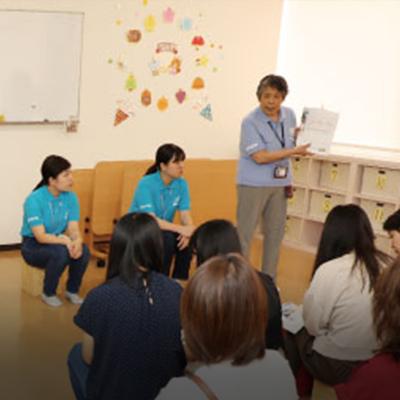 オープンキャンパスプログラム 保育体験授業