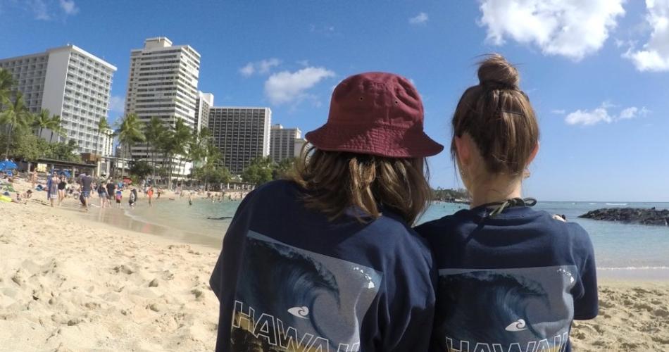 念願のハワイ旅行🌺🌴