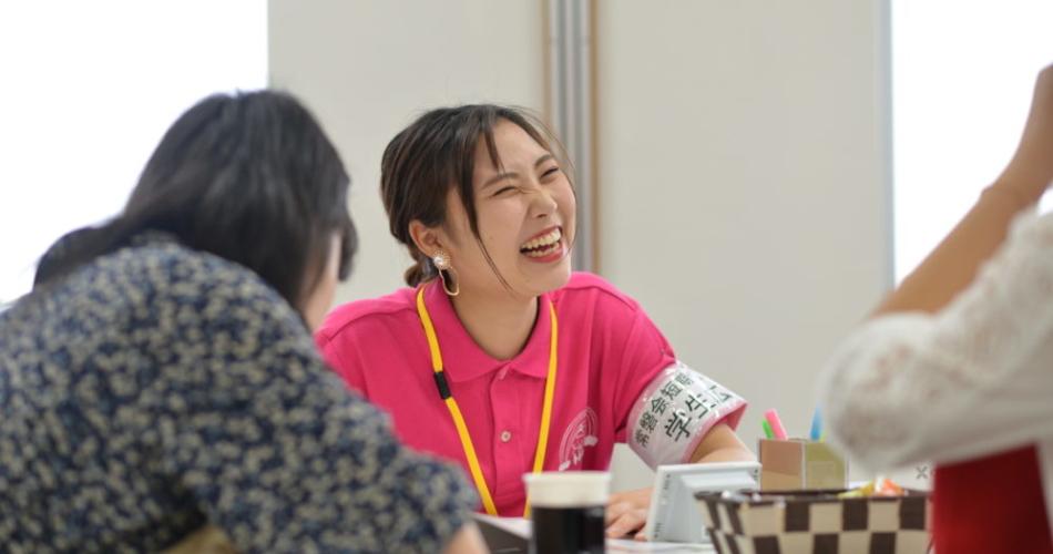 【サンクスBlog】憧れの学生広報スタッフとして活動できてよかったです!