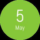 May 5