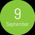 September 9