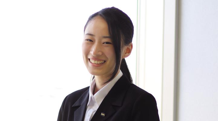 松松田 美愛さん
