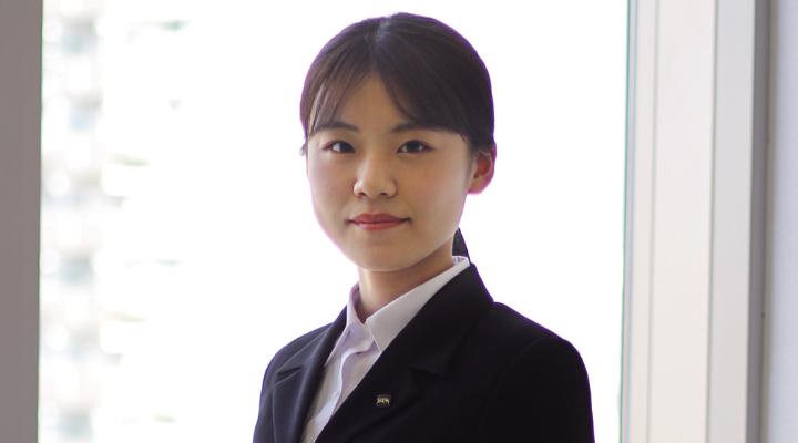 坂部 夏萌さん