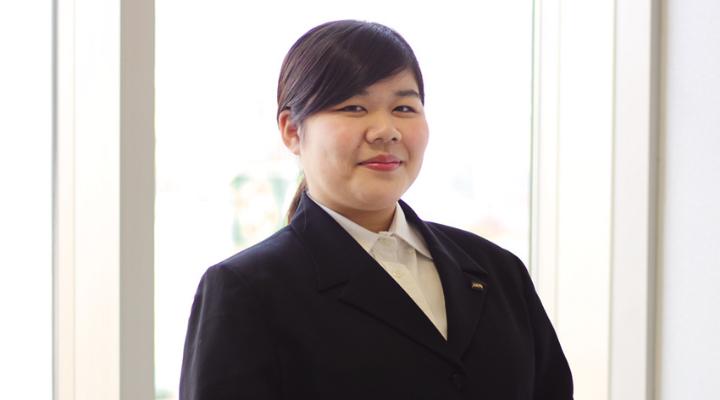 安西 千香さん