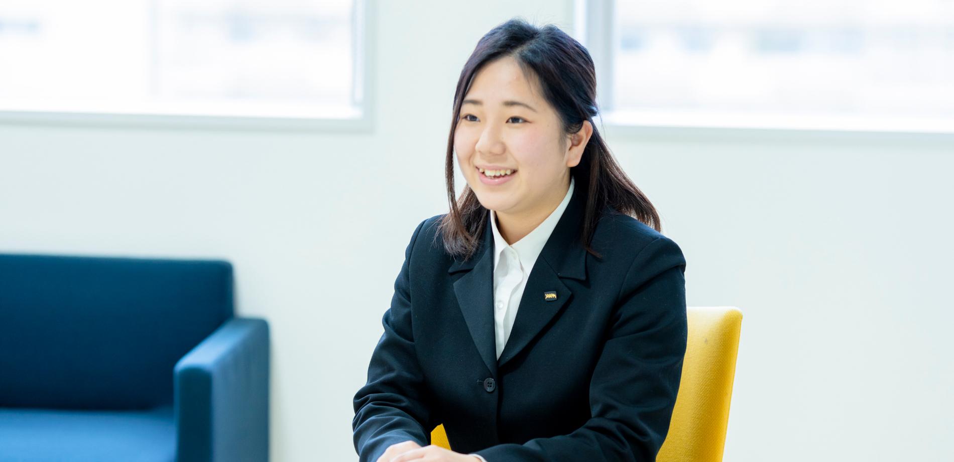 岸田 愛加さん