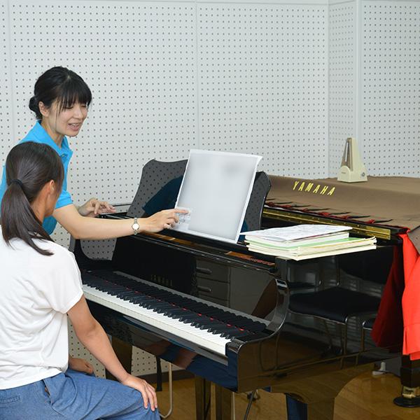 ピアノ体験&個別相談